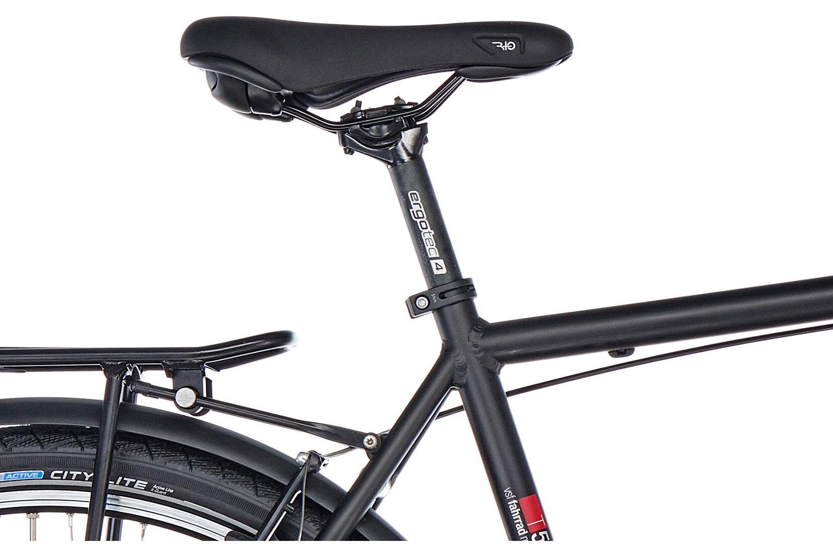 cc5b3438706 vsf fahrradmanufaktur T-50 Touring Bike Diamond Nexus 7-speed RT black